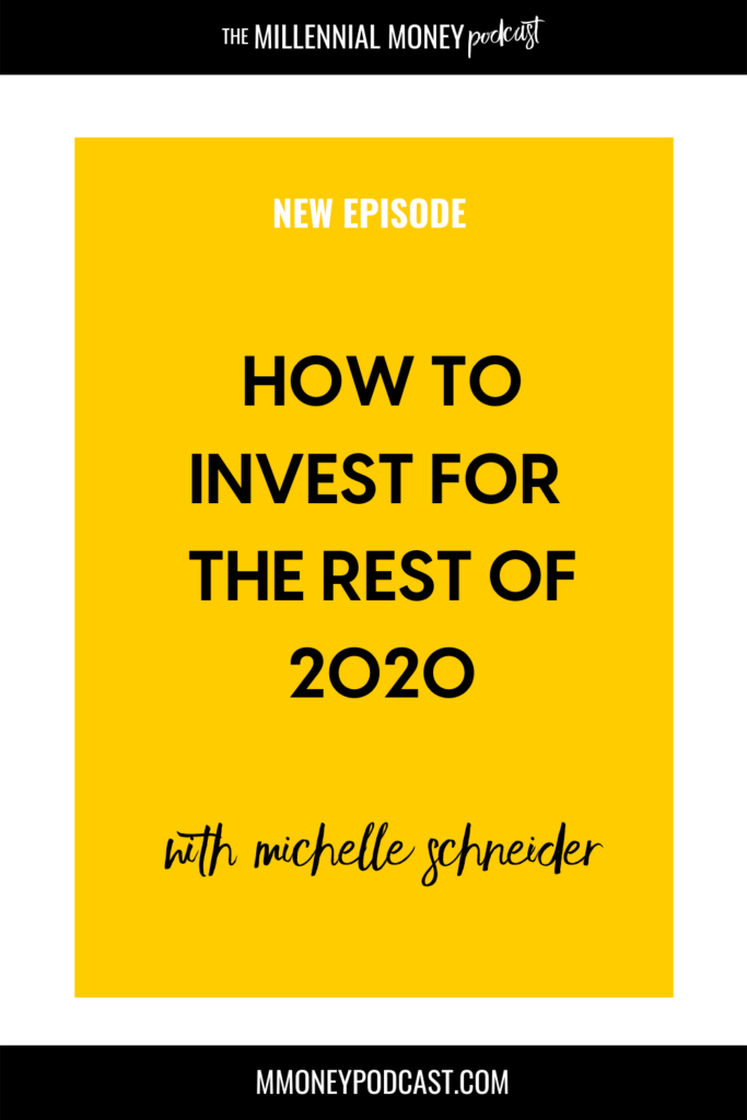 Investing tips for the rest of 2020