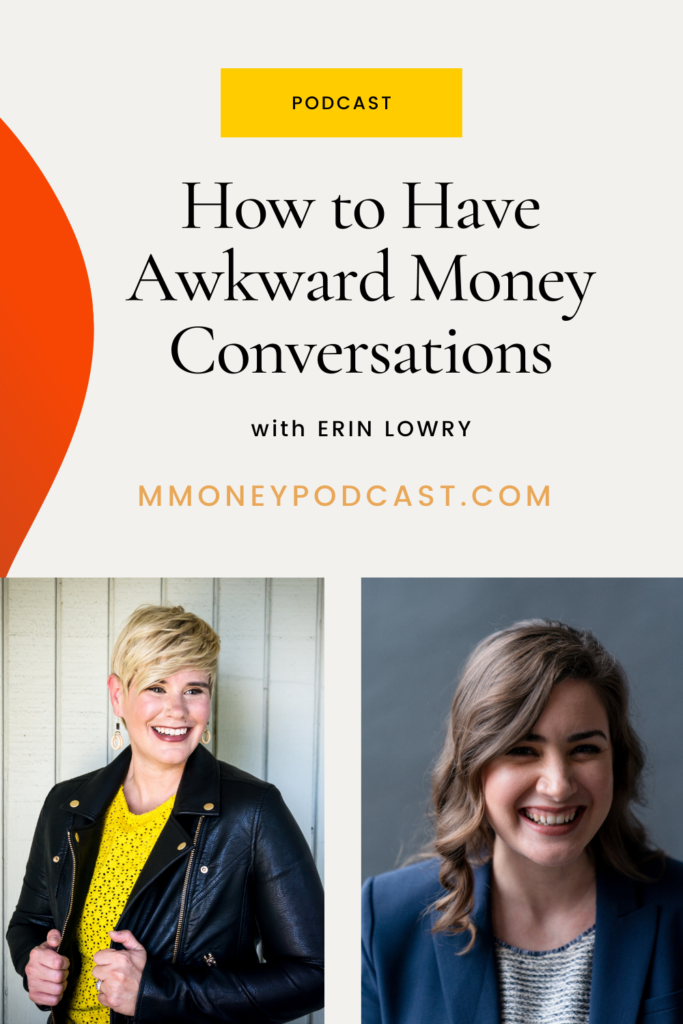 podcast episode with Erin Lowry